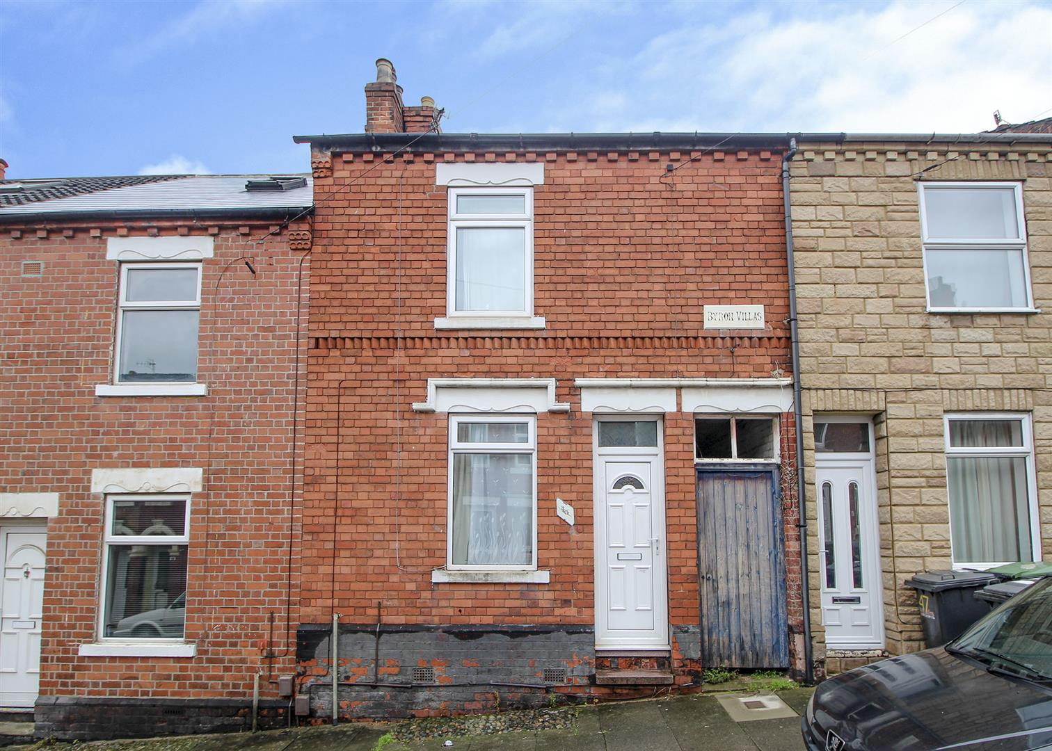 3 Bedrooms Terraced House for sale in Lawrence Street, Stapleford